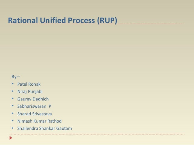 Presentation - Rational Unified Process