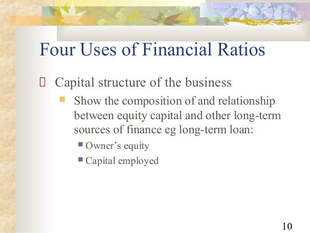 ftses capital structure and profitability relationship Abstract capital structure decision is the vital one since the profitability of an enterprise is directly affected by such decision the determination of a company's capital structure constitutes a difficult decision, one that involves several and antagonistic factors, such as risk and profitability that decision becomes even more.