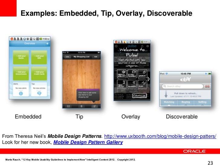 Ipad Design Patterns Design Pattern Gallery