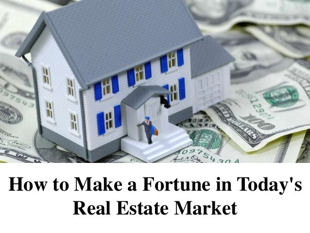 Raul sanchez de varona how to make a fortune in today 39 s - Fortuny real estate ...
