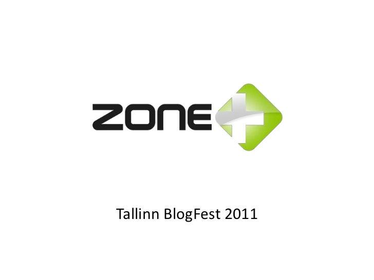 Rauno Kais - Zone+ tutvustus