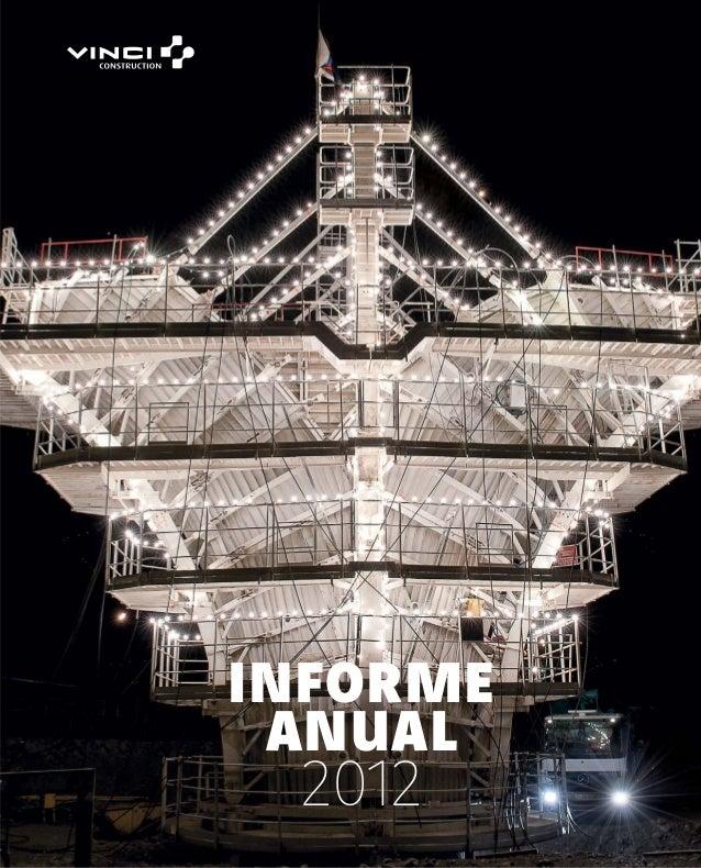 VINCI Construction - rapport annuel ES