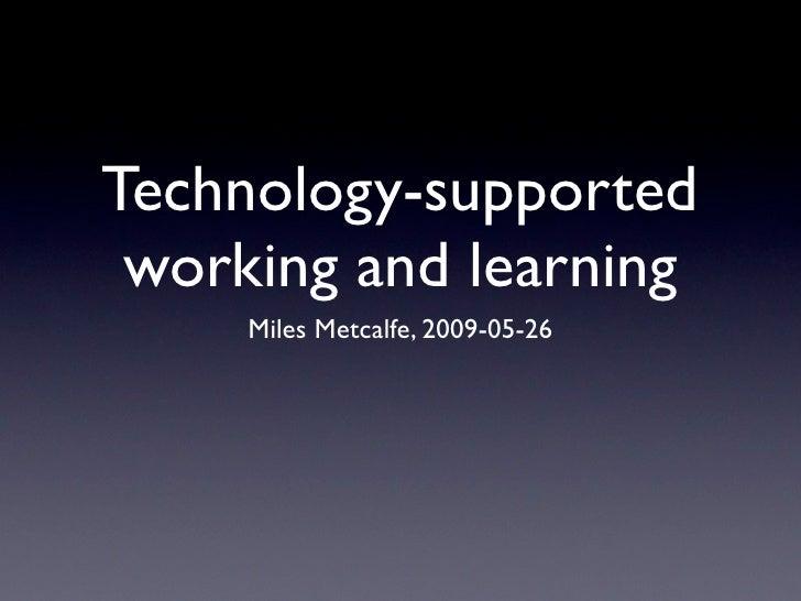 Ravensbourne Staff Conference Technology Transition