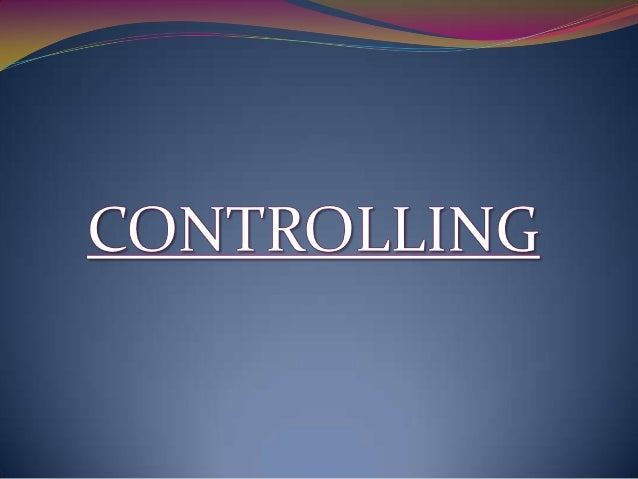 Control in management means setting standards, measuring actual performance and taking corrective action. It is important ...