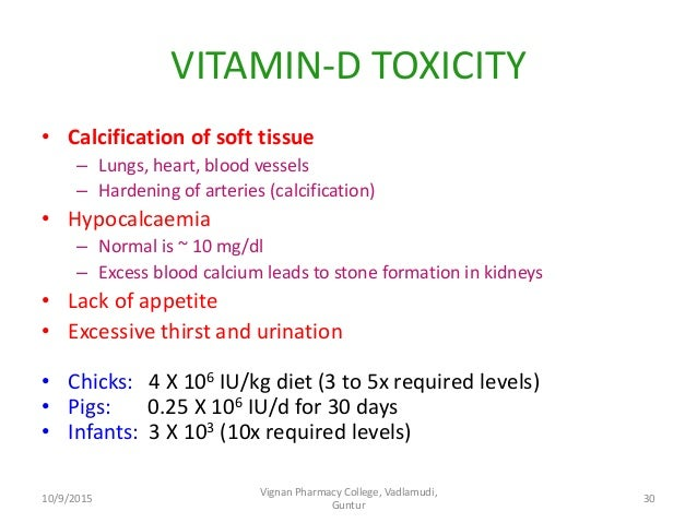 pictures Vitamin A Deficiency and Toxicity Symptoms