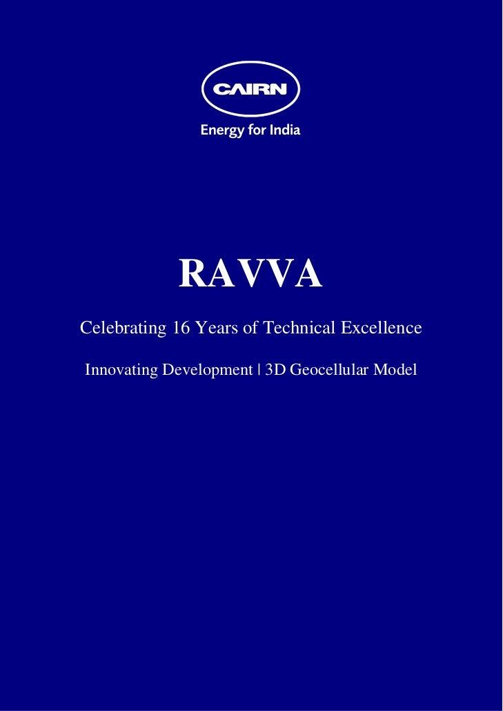 RAVVA    Celebrating 16 Years of Technical Excellence    Innovating Development | 3D Geocellu...