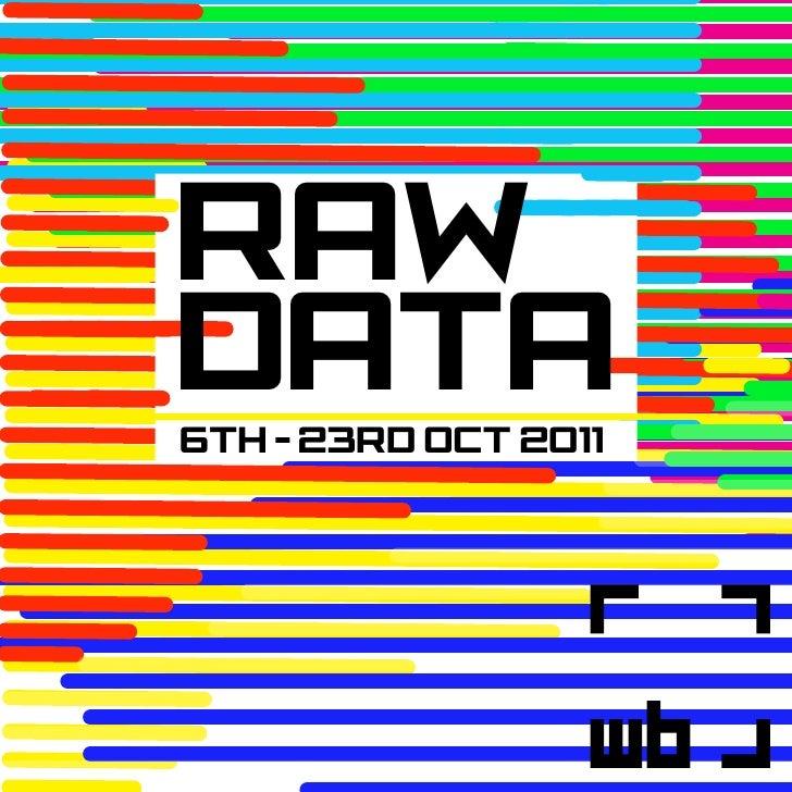 RawData6th 23rd Oct 2011