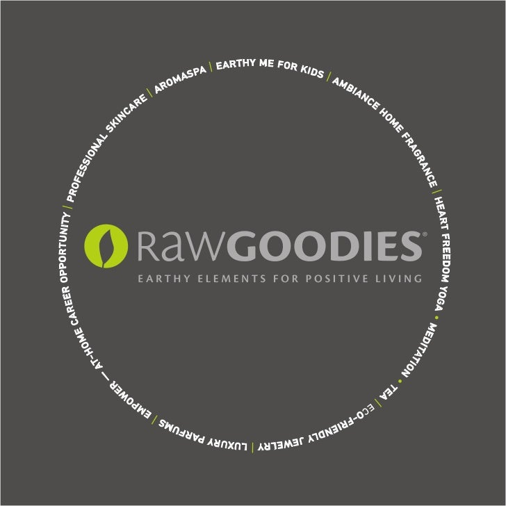 RawGoodies® Company Overview