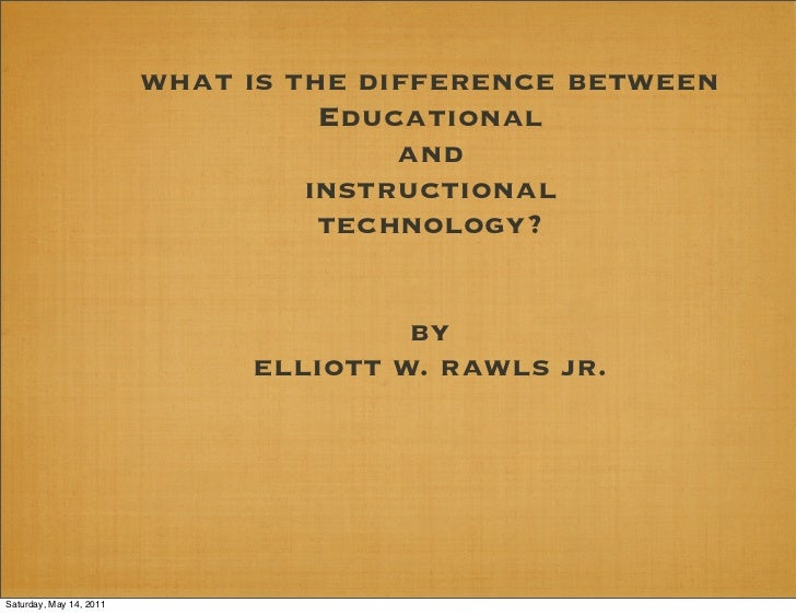 what is the difference between                                   Educational                                       and    ...