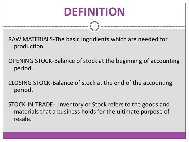 Forex material definition