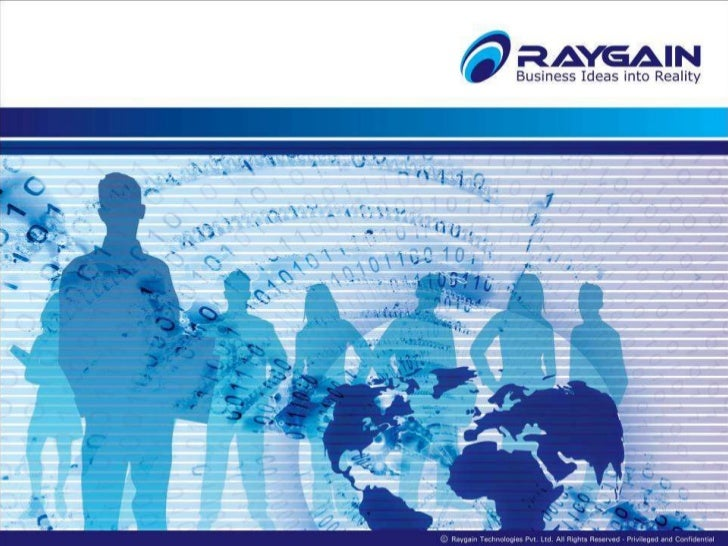 Raygain  Market Research Service Offerings