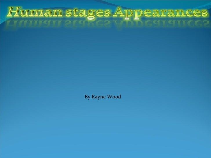 Rayne w human evalution