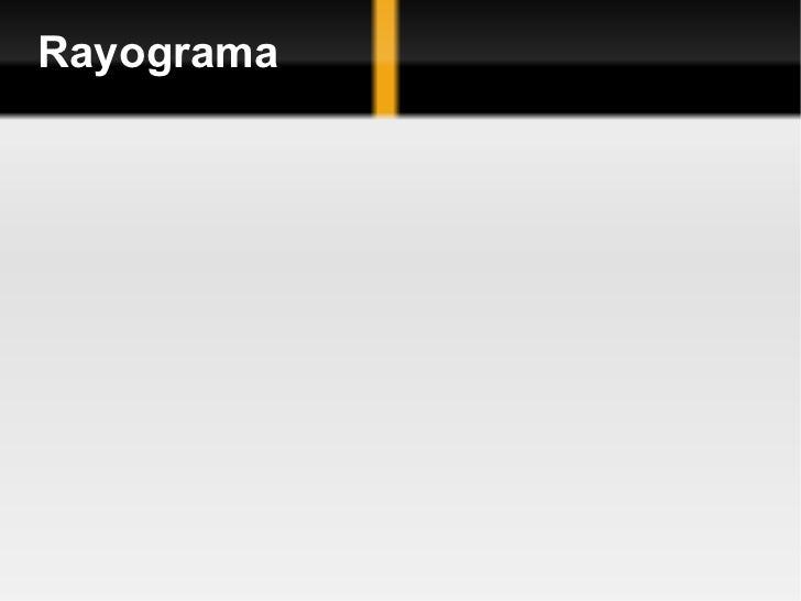 Rayograma