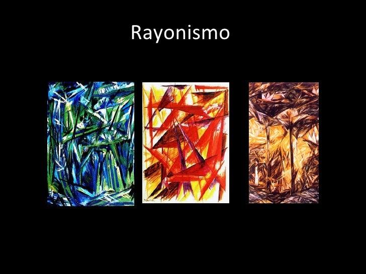 Rayonismo