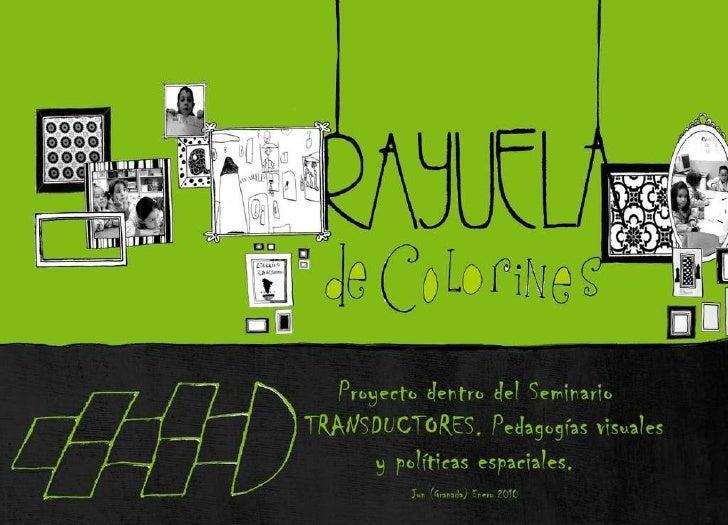 Rayuela de Colorines