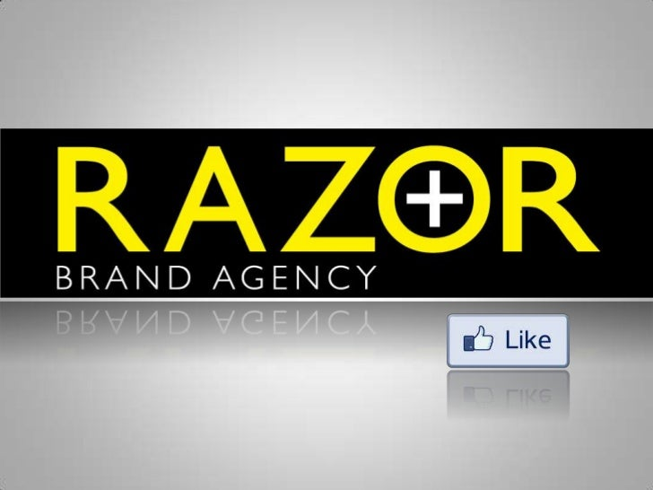 Razor like button