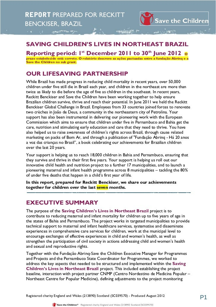 Rb brazil report   august 2012 v1