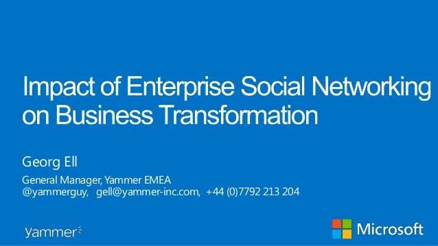 Likez, partagez, communiquez : réinventez la culture d'entreprise