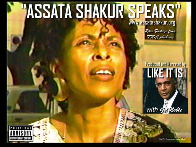 RBG- Assata Speaks| LIKE IT IS With Gil Noble