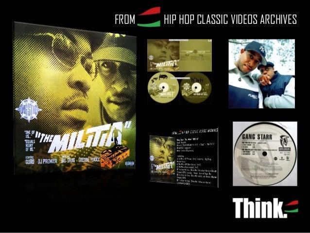 RBG| Gang Starr -- The Militia (Video-SlideShow Version)
