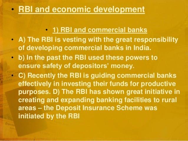 Credit control in India