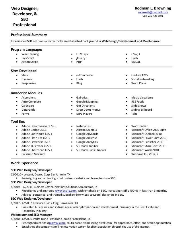 Rb resume 09-2013