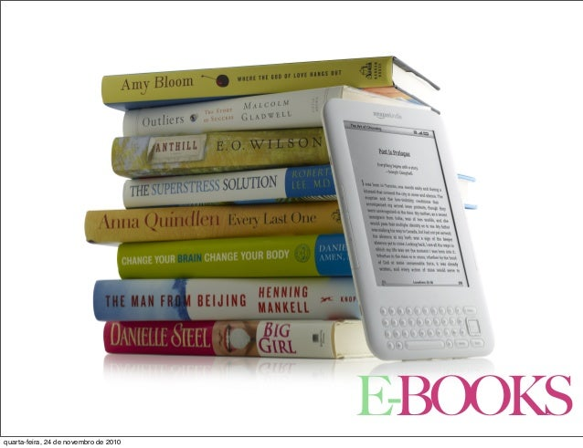 E-BOOKS quarta-feira, 24 de novembro de 2010