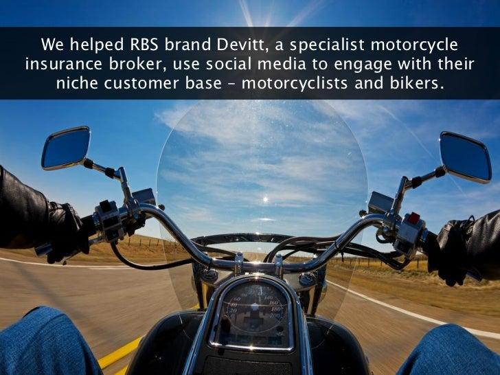 insurance company social media case study