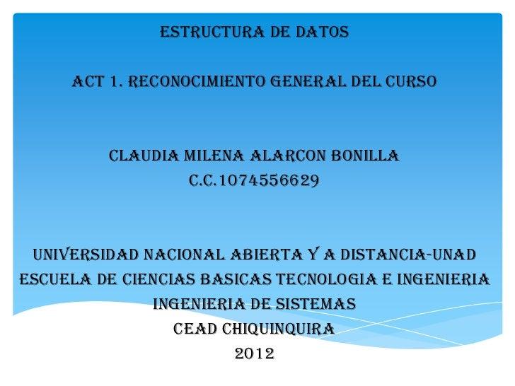 RC - Claudia Alarcon