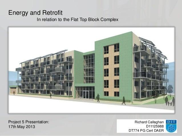 R callaghan DT774 Energy and Retrofit Presentation
