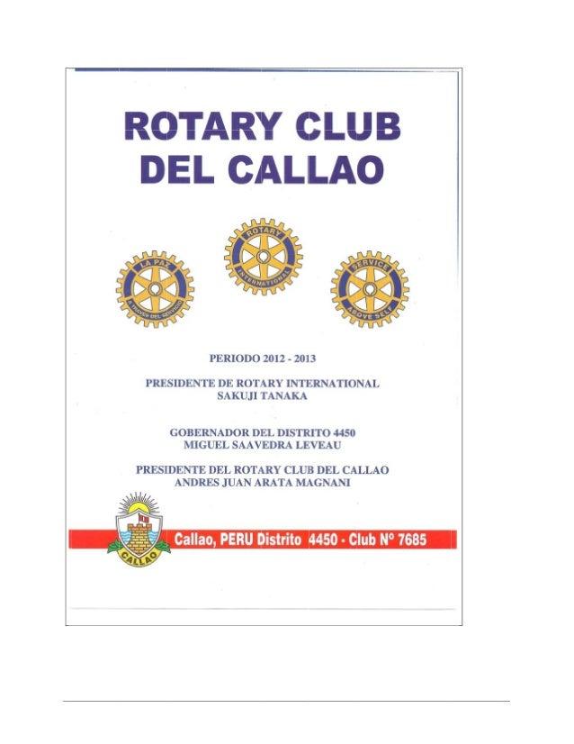 RC Callao Boletin Virtual N° 17
