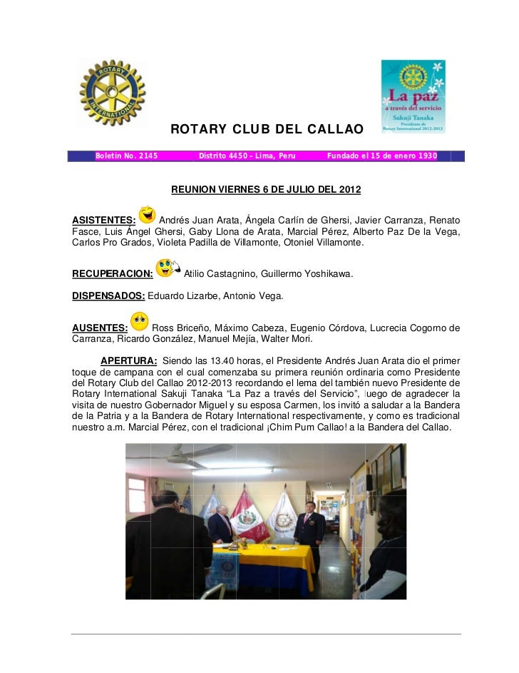 Rc callao boletin virtual n° 2