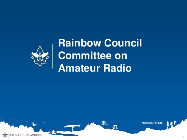 1Rainbow CouncilCommittee onAmateur Radio