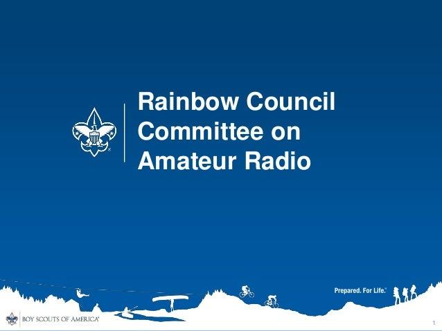 Rainbow Council Committee on Amateur Radio