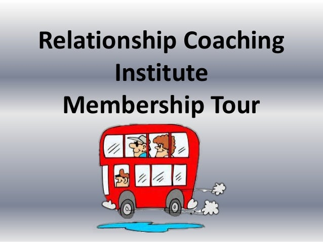 Relationship Coaching Institute Membership Tour