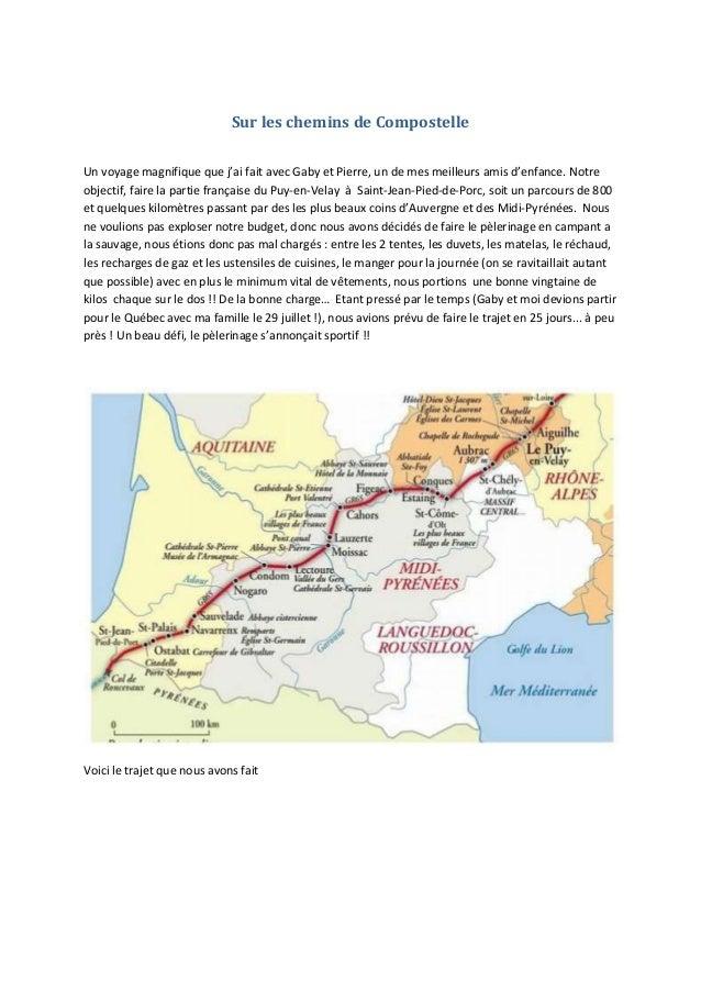 Sur les chemins de Compostelle Un voyage magnifique que j'ai fait avec Gaby et Pierre, un de mes meilleurs amis d'enfance....