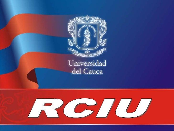 RCIU<br />