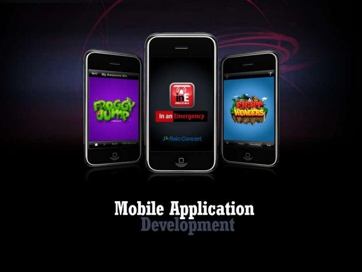 Rain Concert - Mobile Application Development Expertise