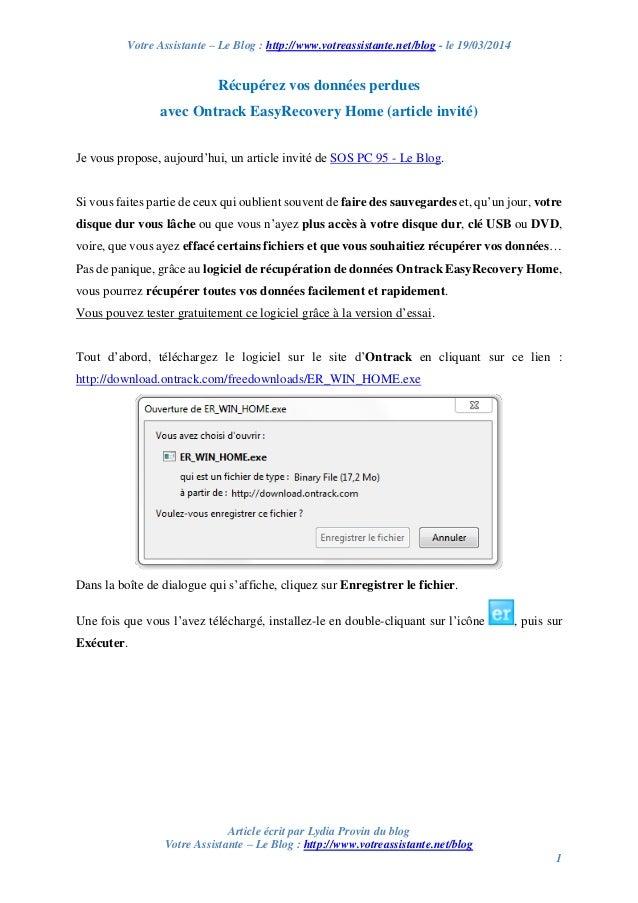 Votre Assistante – Le Blog : http://www.votreassistante.net/blog - le 19/03/2014 Article écrit par Lydia Provin du blog Vo...