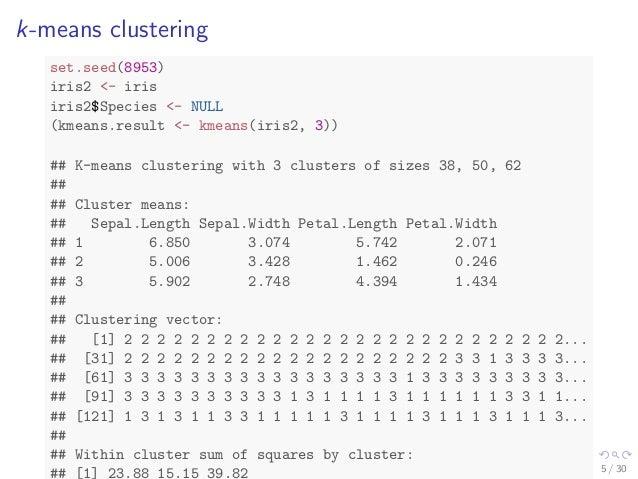 thesis pdf density based clustering