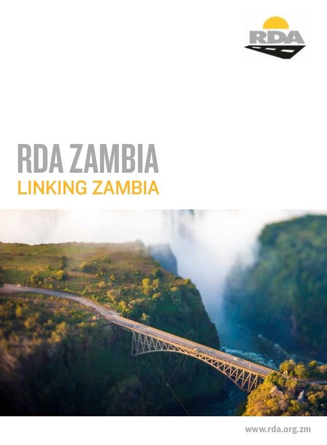 RDA ZambiaLINKing ZAMBIA                 www.rda.org.zm