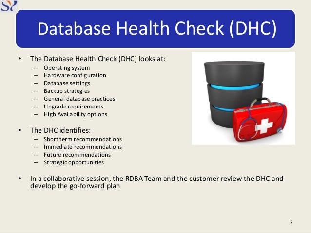 Remote database administration services shreeyansh for Consul mysql health check