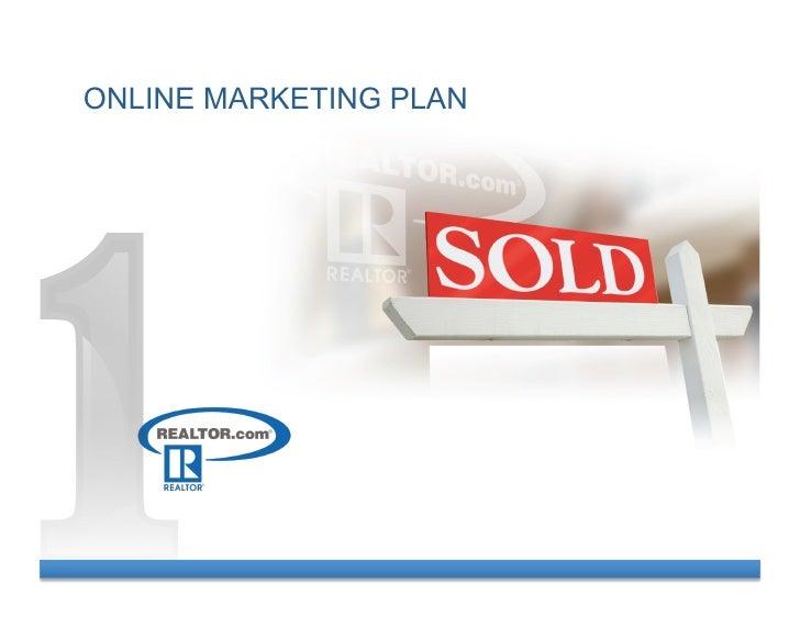 Real Estate Online Listing Presentation