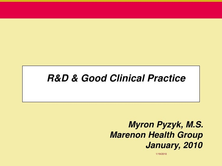 guideline for good clinical practice essay Free essay: evidence-based practice and applied [clinical practice guideline to nursing practice, as provides a very good overview aom in.