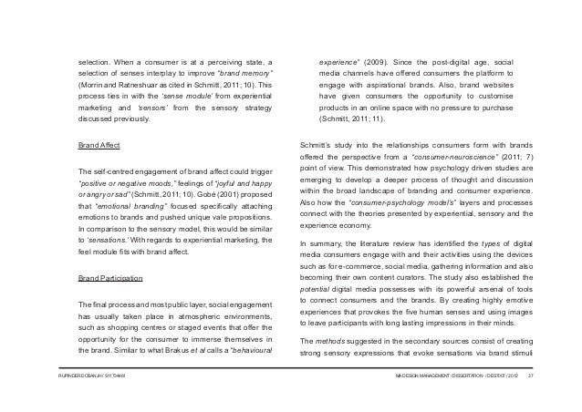 Dissertation using secondary data