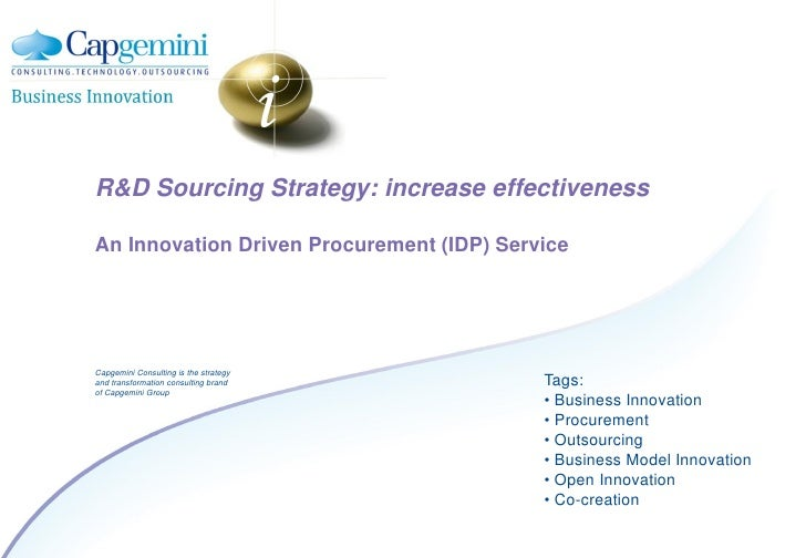 procurement and outsourcing strategies pdf