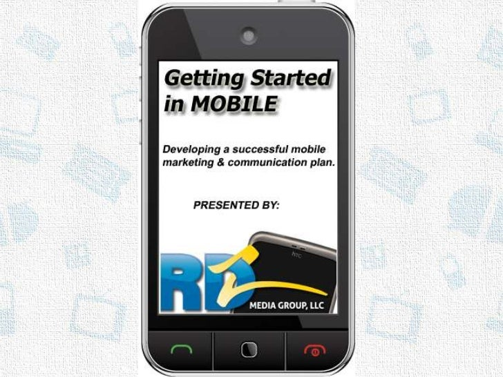 Getting Started in Mobile