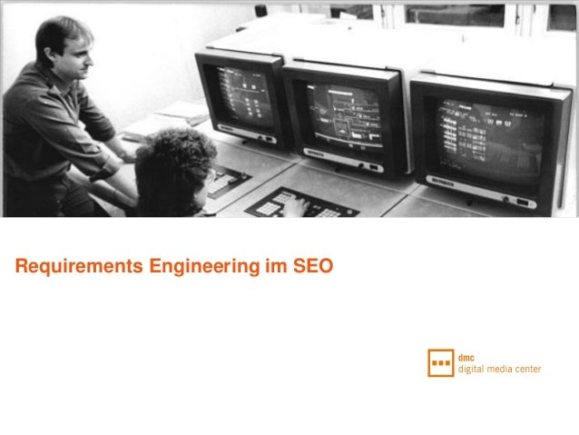 Requirements Engineering im SEO