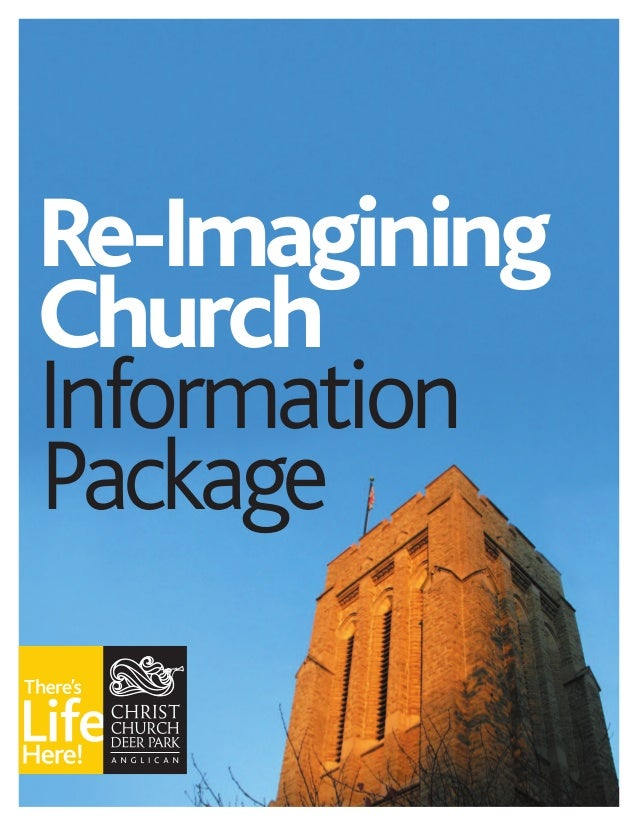 Re-ImaginingChurchInformationPackage