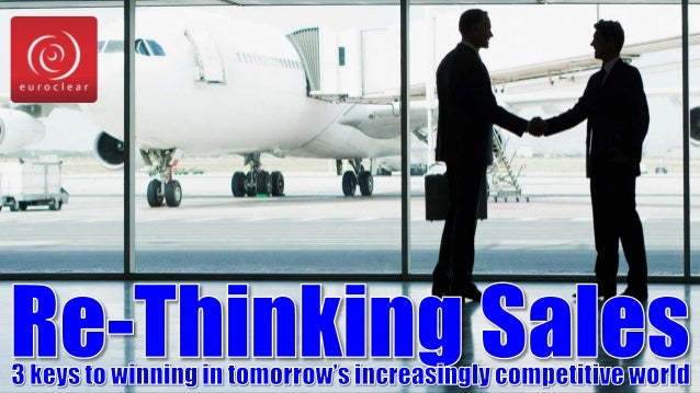 Re-Thinking Sales